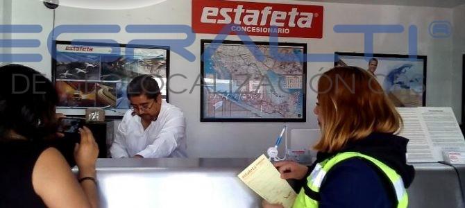 Envío de Alarma a Ecuador.